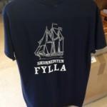 T-shirt bagfra