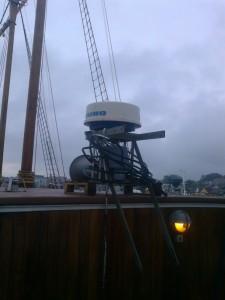 afrigning af missan mast