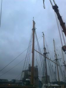 afrigning af missan mast 3.