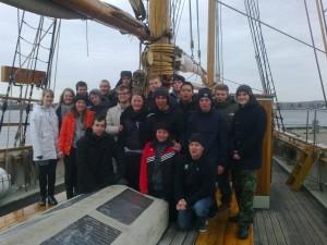 HF Søfart klass fra uge 16